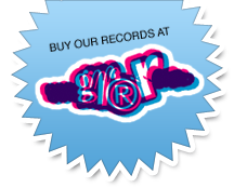 Buy our records at grrr!